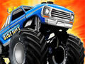 Play Monster Truck Difference Game