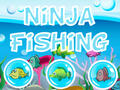 Play Ninja Fishing Game