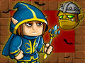 Play Orc Hunter Halloween Game