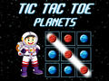 Play Tic Tac Toe Planets Game