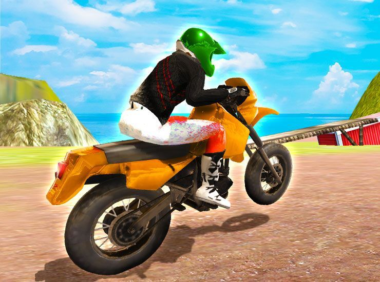Jeu de City Bike Stunt 2