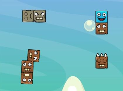 Jeu de Falling Blocks