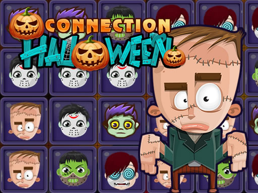 Jeu de Halloween Connection