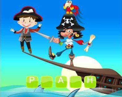 Jeu de Pirate Riddle