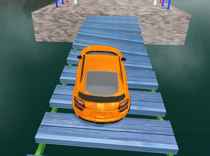 Jeu de Real Impossible Track 3D