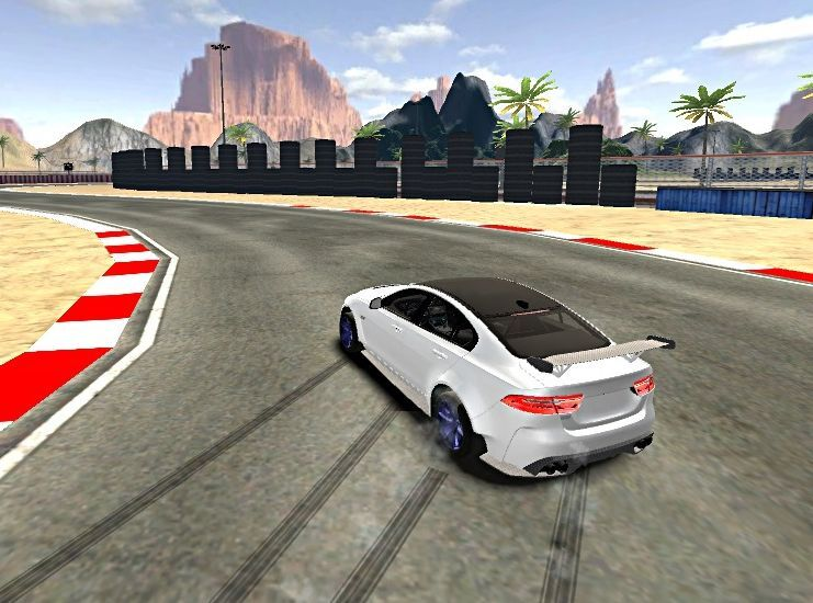 Jeu de Sports Car Drift