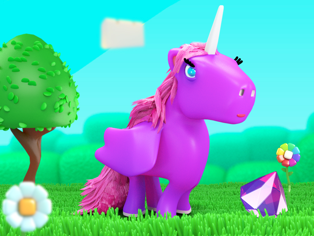 Jeu de Unicorn Kingdom
