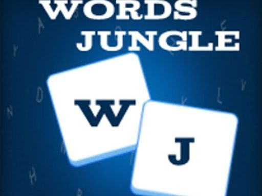 Jeu de Words Jungle