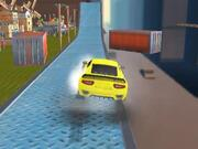 Impossible City Car Stunt - Car Racing 2020