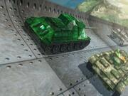 Extreme Impossible Army War Tank Parking