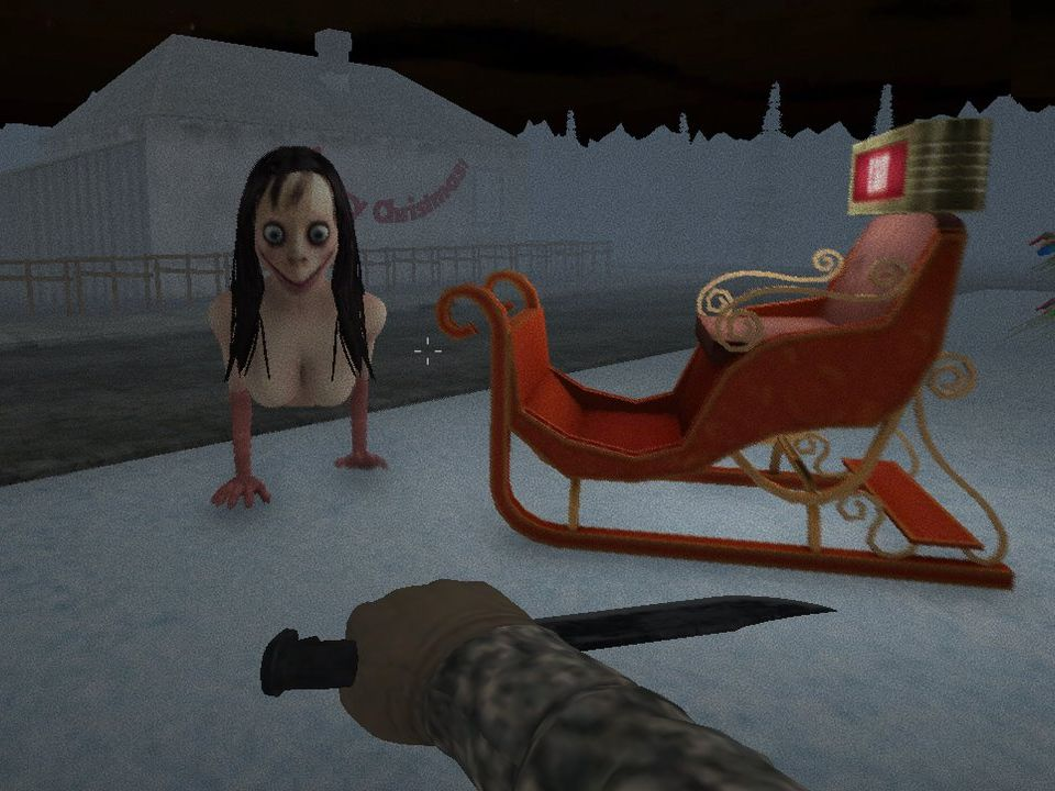 Игра Christmas Night of Horror