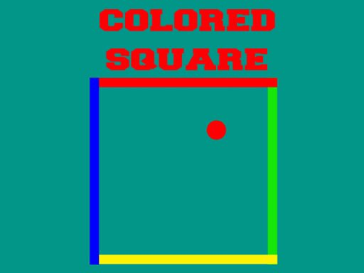 Colored Squares spiel