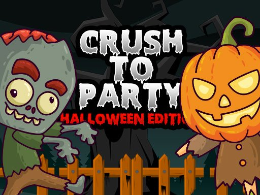 Crush To Party - Halloween Edition spiel