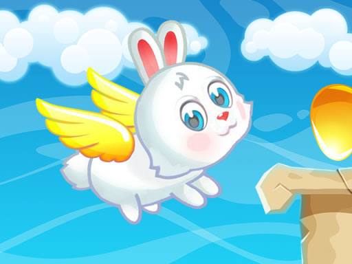 Easter Bunny Flying spiel