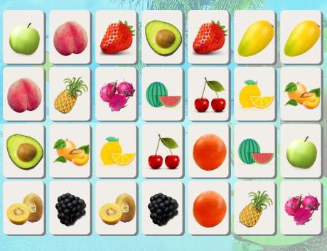 Fresh Fruit Mahjong Connection spiel