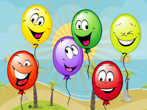 Funny Balloons spiel