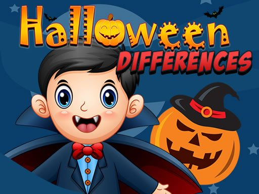 Halloween Differences spiel