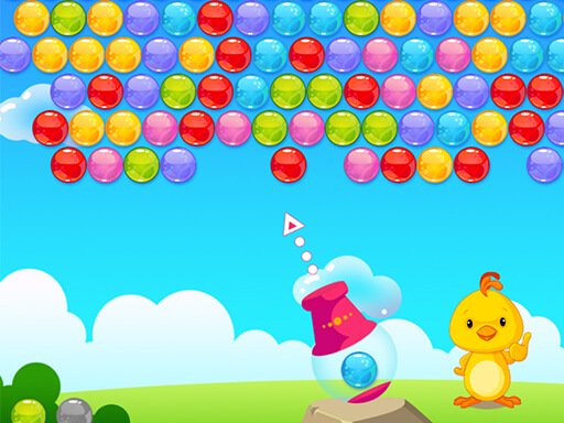 Happy Bubble Shooter spiel