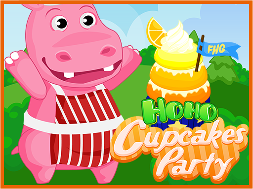 Hoho's Cupcake Party spiel