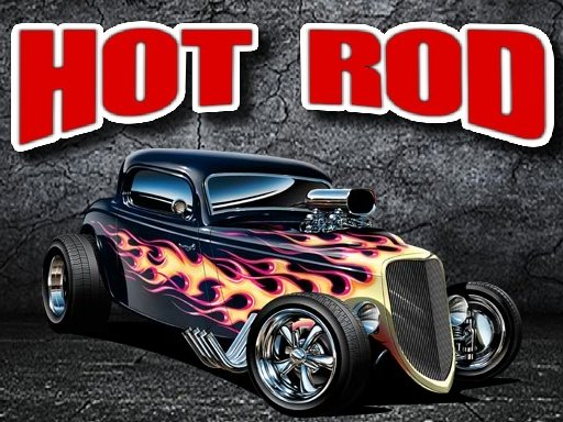 Hot Rod Jigsaw Puzzle spiel